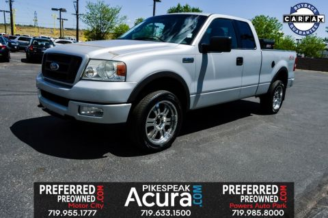 Pre-Owned 2004 Ford F-150 XL 4WD