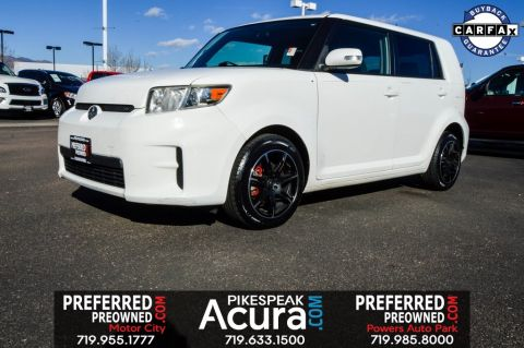 Pre-Owned 2012 Scion xB Base