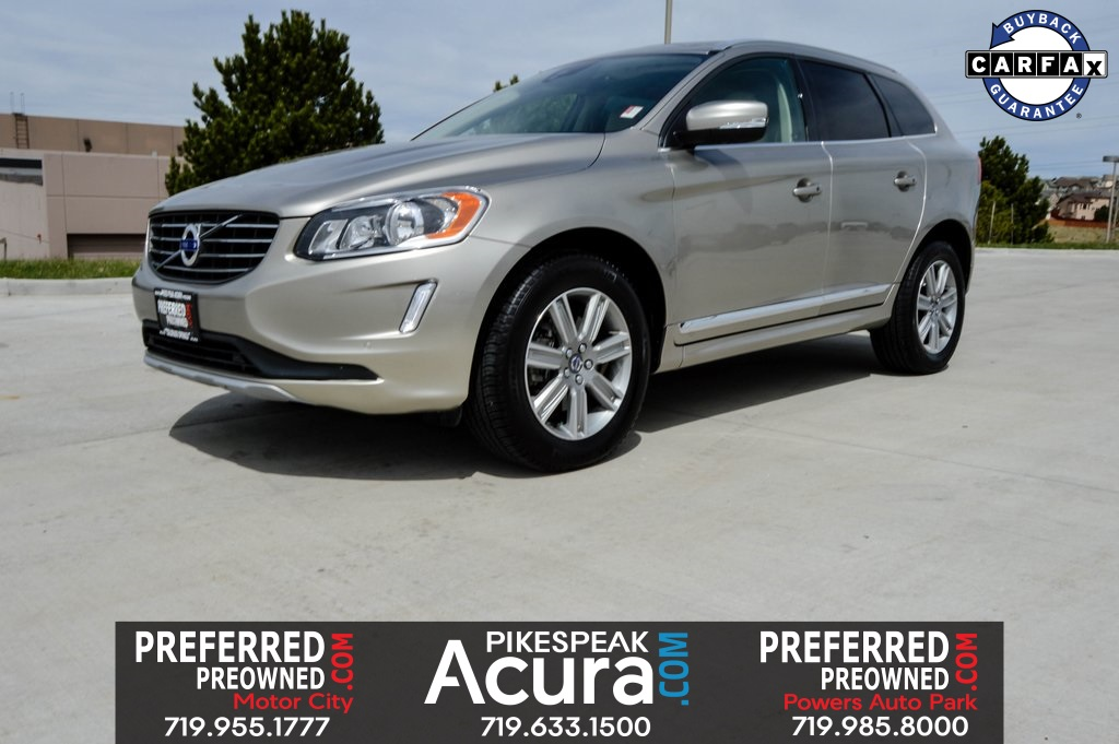 Pre-Owned 2016 Volvo XC60 T6